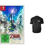The Legend of Zelda: Skyward Sword HD [Nintendo Switch] + Zelda Skyward Sword - T-shirts XL