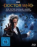 Doctor Who – Die Peter Capaldi Jahre: Der komplette 12. Doktor LTD. [Blu-ray]