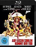 Auf leisen Sohlen kommt der Tod (Fuzz) 1972 [Blu-ray]