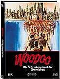 Woodoo - Die Schreckensinsel der Zombies - Mediabook - Cover C - Limited Edition (+ DVD) [Blu-ray]