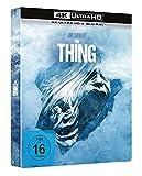 John Carpenter's The Thing - Limited Steelbook (4K UHD) [Blu-ray]