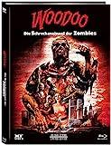 Woodoo - Die Schreckensinsel der Zombies - Mediabook - Cover B - Limited Edition (+ DVD) [Blu-ray]