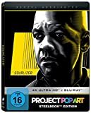 The Equalizer (SteelBook PopArt) [Blu-ray]