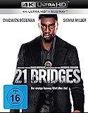21 Bridges (4K Ultra HD) (+ Blu-ray 2D)