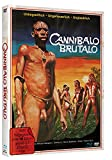 Cannibalo Brutalo - Limited Mediabook Edition – Cover A - 2K HD-remastered [Blu-ray & DVD]