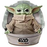 Roulette Star Wars The Mandalorian The Child Baby Yoda Plüsch Figur 28 Cm Sammler Spielzeug GWD87