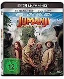 Jumanji: The Next Level - UHD [Blu-ray]
