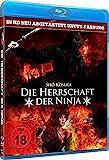 Die Herrschaft der Ninja - uncut Fassung (in HD neu abgetastet) [Blu-ray]