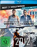 White House Down/2012 - Best of Hollywood/2 Movie Collector's Pack 90 [Blu-ray]