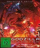Godzilla: Eine Stadt am Rande der Schlacht - Collector's Edition [Blu-ray]