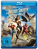 DCU Justice Society: World War II [Blu-ray]