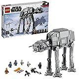 LEGO 75288 Star Wars at-at, Walker Spielzeug, 40. Jubiläum Set, Action-Set für EIN kreatives Spielerlebnis