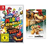 Super Mario 3D World + Bowser's Fury [Nintendo Switch] + amiibo Smash Bowser Figur