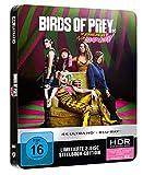 Birds of Prey: The Emancipation of Harley Quinn 4K UHD Steelbook [Limited Edition] [Blu-ray]