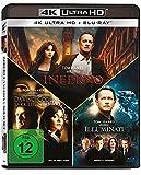 Illuminati / Inferno / The Da Vinci Code - 6-Disc-Set (3 UHD, 3 BD, Limited Edition) exklusiv bei Amazon.de [Blu-ray]