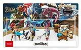 amiibo The Legend of Zelda: Breath of the Wild Recken Set