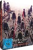 Attack on Titan - Anime Movie Teil 3: Gebrüll des Erwachens - Steelcase - [Blu-ray] Limited Edition