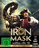 Iron Mask - Mediabook (4K Ultra HD) (+ Blu-ray 3D) (+ Blu-ray 2D)