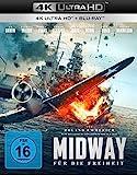 Midway - Für die Freiheit (4K Ultra HD) (+ Blu-ray 2D)