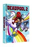 Deadpool 2 Mediabook (2 Blu-rays & 1 DVD) [Blu-ray]