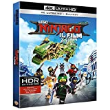 Lego Ninjago - Il Film (Blu-Ray 4K Ultra Hd+Blu-Ray) (1 Blu-ray)