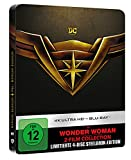 Wonder Woman & Wonder Woman 1984 - Lim. Steelbook [Blu-ray]