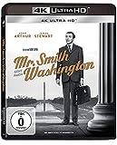 Mr. Smith geht nach Washington (4K Ultra HD) [Blu-ray]