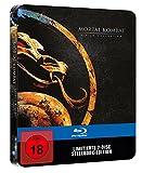 Mortal Kombat 1+2 - Blu-ray - Steelbook