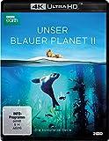 UNSER BLAUER PLANET II - Die komplette ungekürzte Serie zur ARD-Reihe 'Der blaue Planet' (4K Ultra HD9 [Blu-ray]