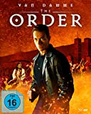 The Order (Mediabook + DVD) (Cover A) [Blu-ray]
