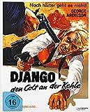 Django - Den Colt an der Kehle - Mediabook - Cover A (+ DVD) [Blu-ray]