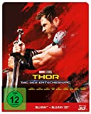 Thor: Tag der Entscheidung 3D + 2D Steelbook [3D Blu-ray] [Limited Edition]