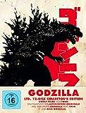 Godzilla Ltd. 12-Disc Collector's Edition LTD. [Blu-ray]