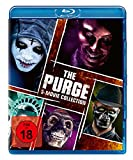 The Purge - 5-Movie-Collection [Blu-ray]