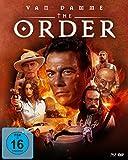 The Order (Mediabook + DVD) (Cover B) [Blu-ray]