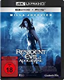 Resident Evil: Apocalypse (4K Ultra HD) (+ Blu-ray 2D)
