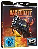 Backdraft - Limited Steelbook (4K UHD) [Blu-ray]