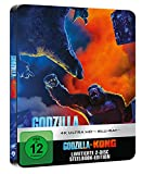 Godzilla vs. Kong - Limited Steelbook (4K UHD + Blu-ray)