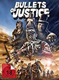 Bullets of Justice (uncut) - 2-Disc Limited Collector's Edition (Mediabook) (Blu-ray + Bonus-BD) [Blu-ray]