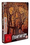 Freitag der 13 - Mondo Steelbook (Blu Ray) [Blu-ray]