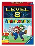 Ravensburger 26070 - Super Mario - Level 8, Kartenspiel ab 8 Jahren, Gesellschaftsspiel für 2-6 Spieler, Familienspiel, Super Mario Edition