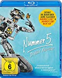 Nummer 5 Double Feature [Blu-ray]