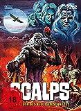 Scalps - Cover A (Limitiertes Mediabook) (+ DVD) [Blu-ray]