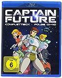 Captain Future - Komplettbox [Blu-ray]