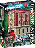 Playmobil Ghostbusters 9219 Feuerwache, Ab 6 Jahren [Exklusiv bei Amazon]