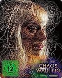 Chaos Walking - Limited Steelbook Edition (4K Ultra HD) [Blu-ray]