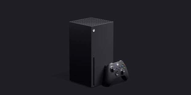 Xbox Series X-Newsbild