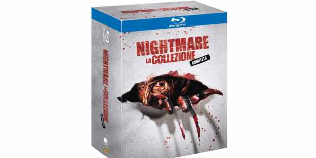 "Top Deal ""A Nightmare on Elm Street"" – Komplettbox jetzt für 12,29 Euro"