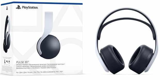 SONY PULSE 3D, Over-ear Wireless-Headset für die Playstation 5 für 92,99 Euro bei Amazon verfügbar
