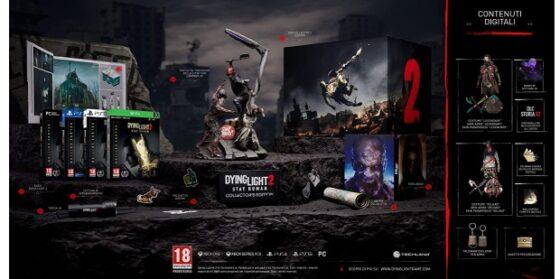 """""""Dying Light 2 Stay Human"""" Collector's Edition ab sofort auch bei Media Markt Deutschland vorbestellbar"""